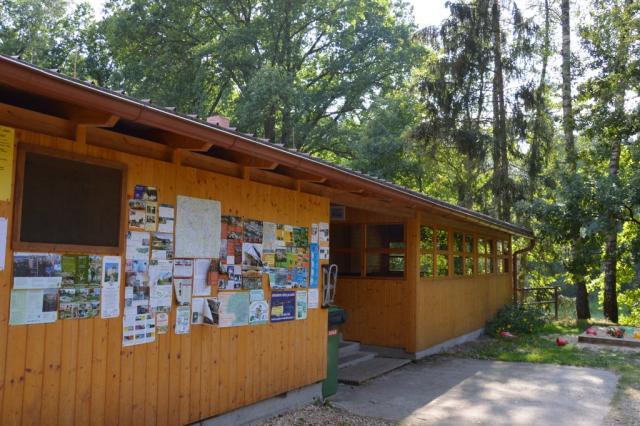 CHATKY NA JIHU v CHKO Třeboňsko