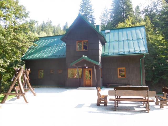 Hájenka Kolibiska - Slezské Beskydy